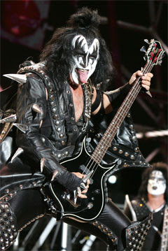 beatles songwriting academy under the influence gene simmons kiss. Black Bedroom Furniture Sets. Home Design Ideas