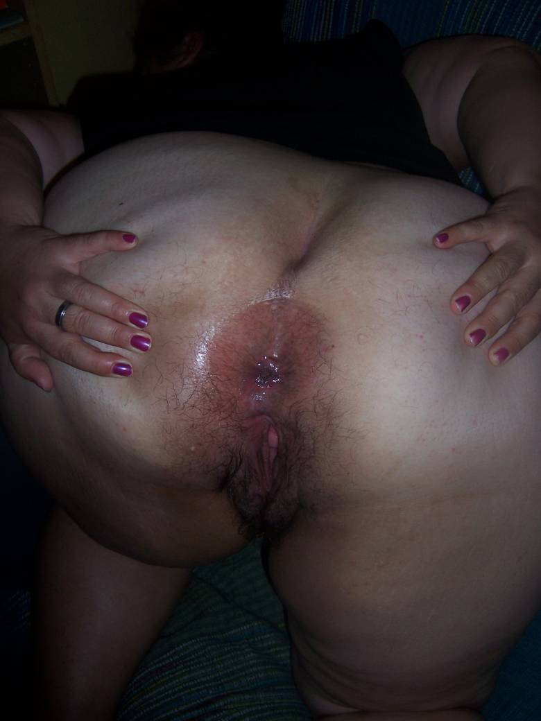Pussy and ass holes