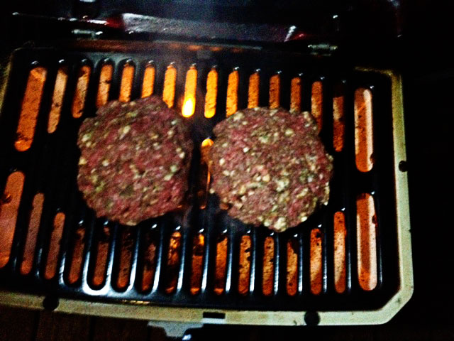 Man Cave Burgers : The man cave grill december