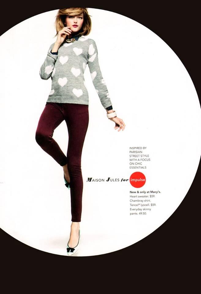 Macy's Impulse Campaign Fall/Winter 2013