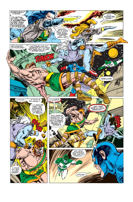 Captain America (1968) Issue #399e #342 - English 11