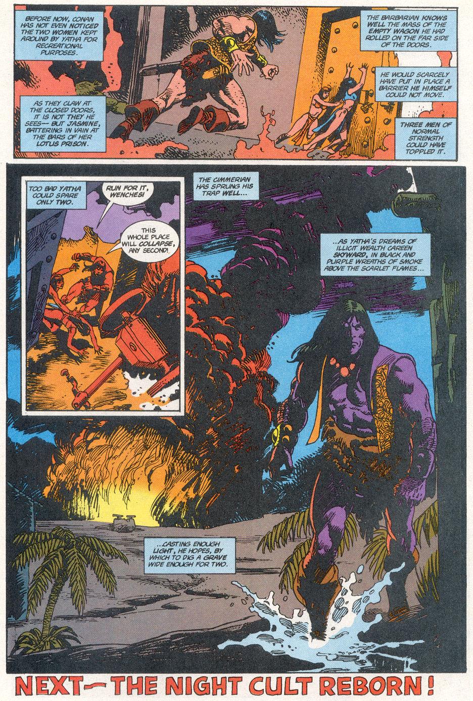 Conan the Barbarian (1970) Issue #273 #285 - English 22