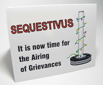 It is the season of Sequestivus