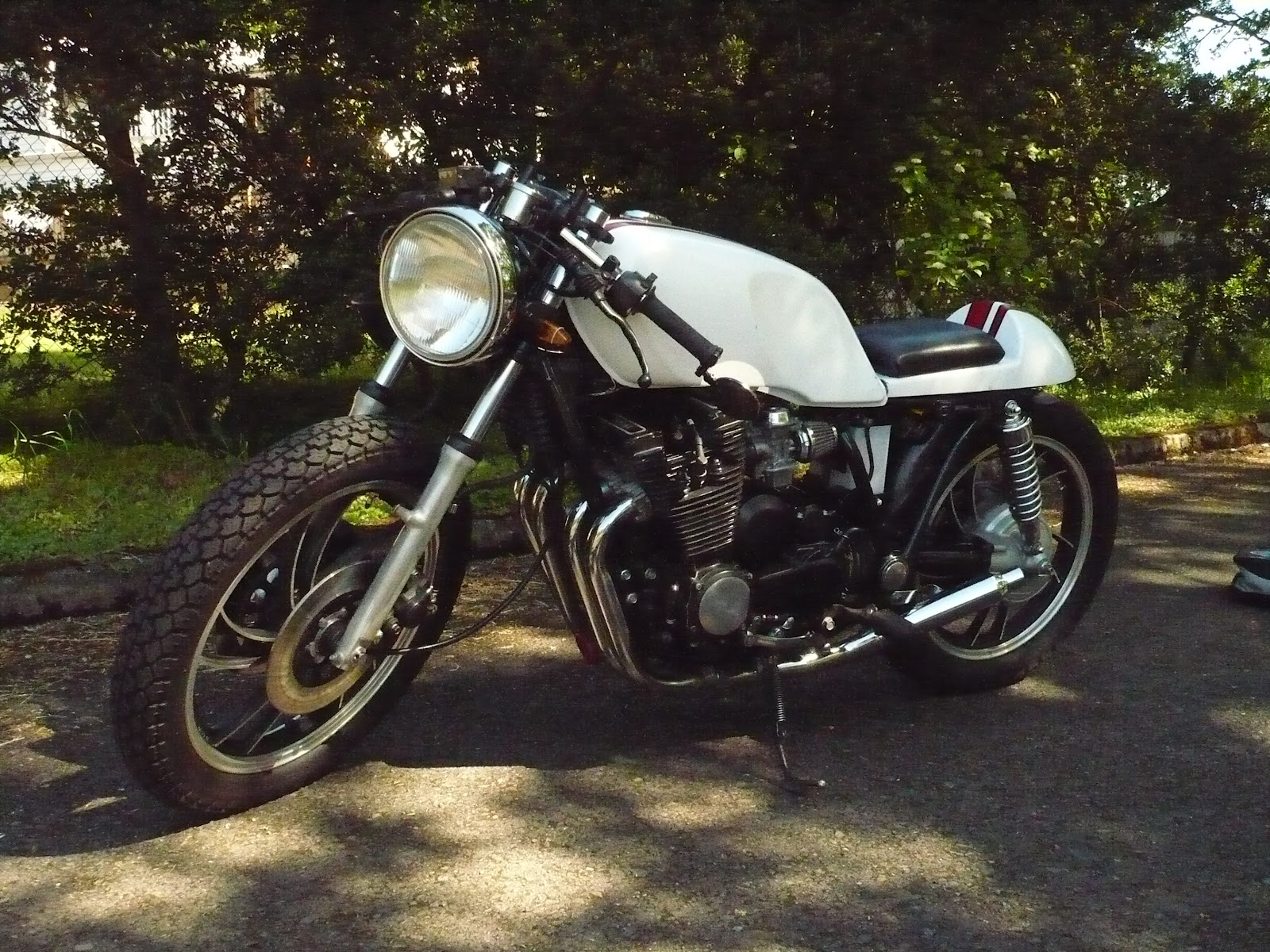 XJ 650 Cafe Racer parts list    lets go XJ650 parts shopping