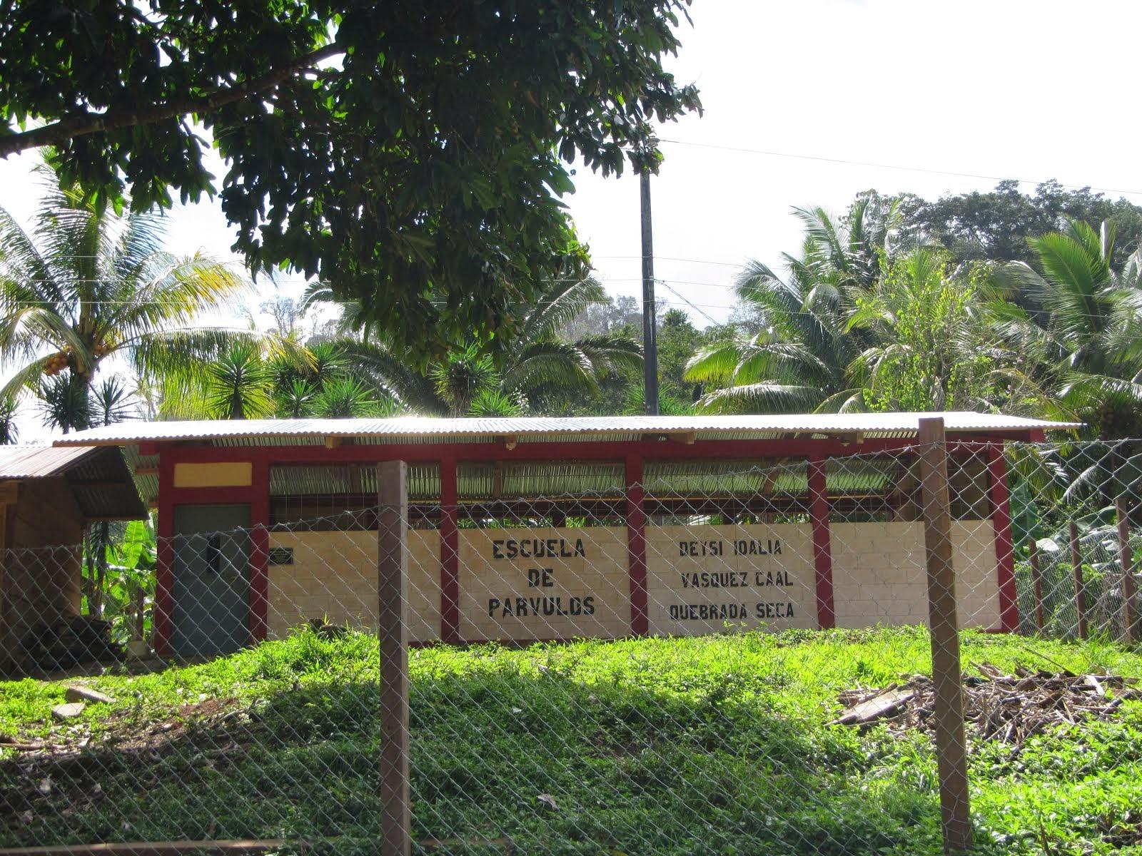 École de Quebrada Seca 2013-2014
