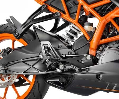 Mesin motor KTM