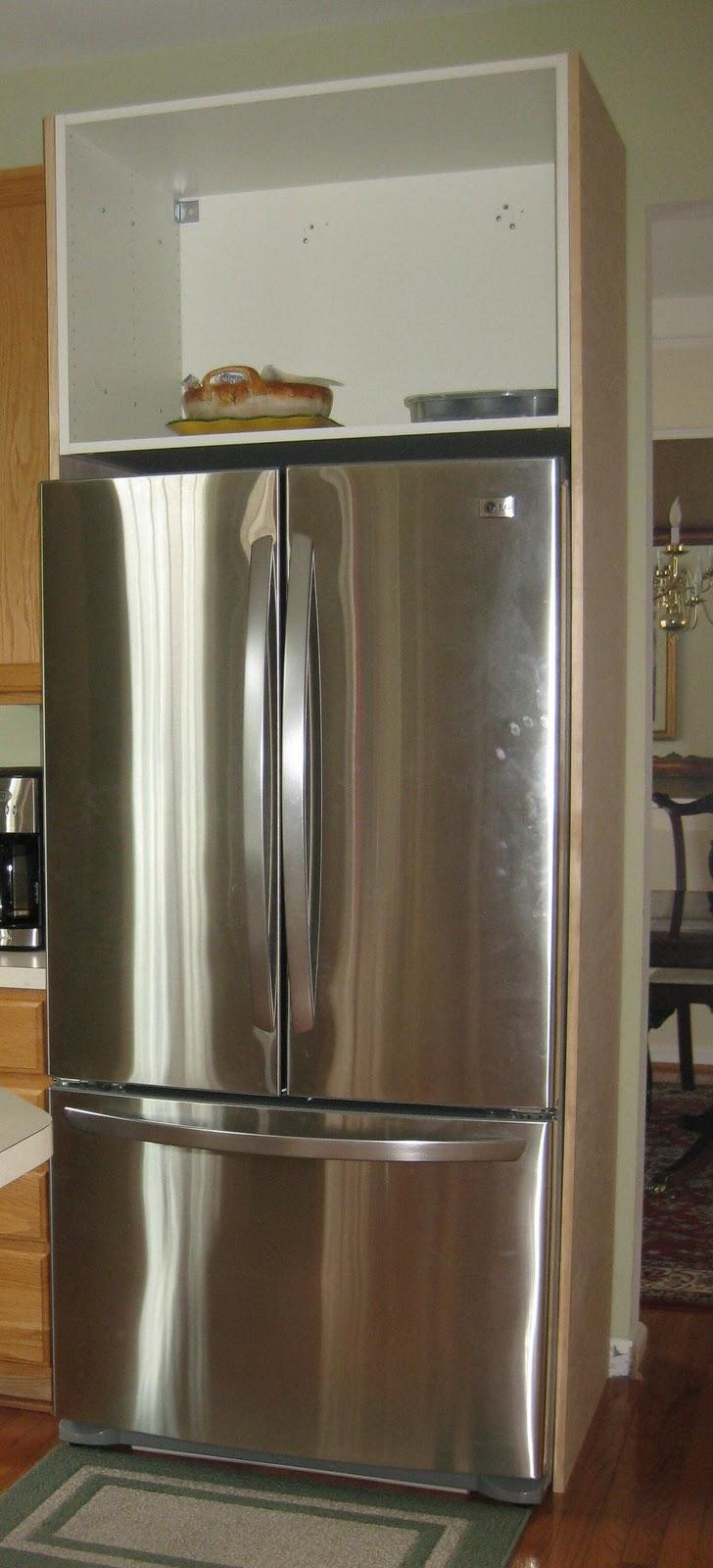 Encerrando el Refrigerador - Remodelando la Casa