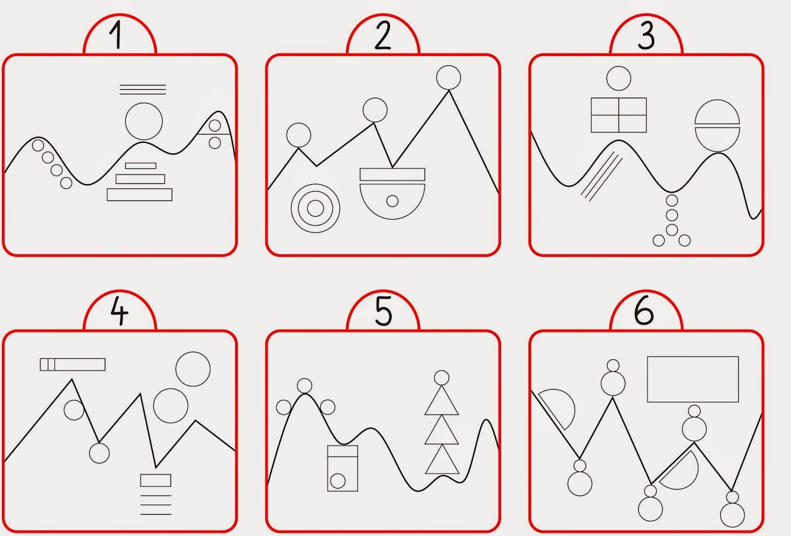 lernst bchen die visuelle wahrnehmung und das ged chtnis. Black Bedroom Furniture Sets. Home Design Ideas