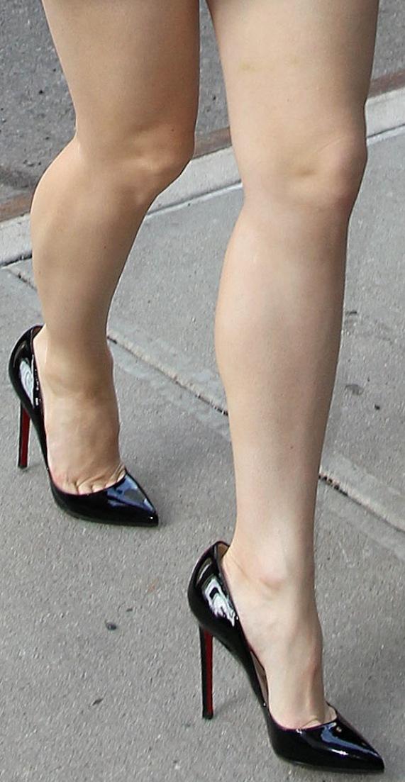 CelebrityGala Rachel McAdams Toe Cleavage And Legs What