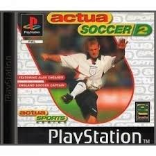 Torrent Super Compactado Actua Soccer 2 PS1