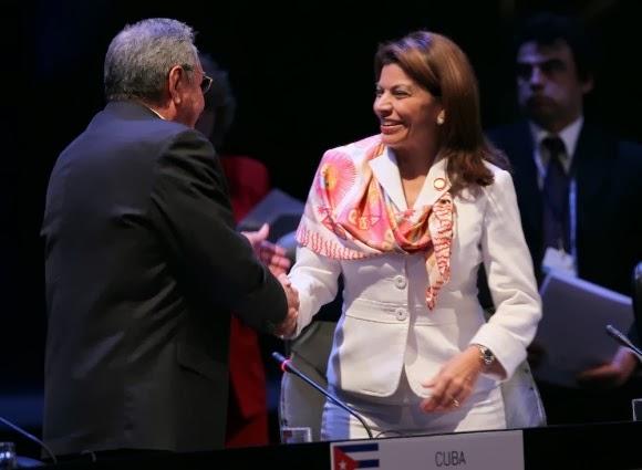 """DECLARACIÓN DE LA HABANA: """"Delitos de corrupción deben combatirse de forma rigurosa"""""""