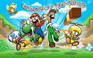 Download PC Game New Super Mario Bros 2012 Full Version (Mediafire Link)