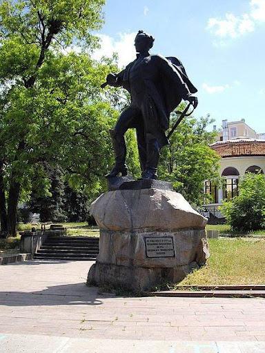 симферополь памятник Суворову