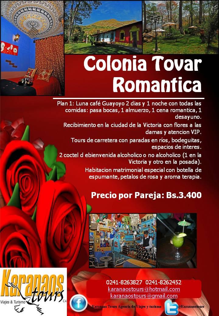 Viaje Colonia Tovar Colonia Tovar Romantica