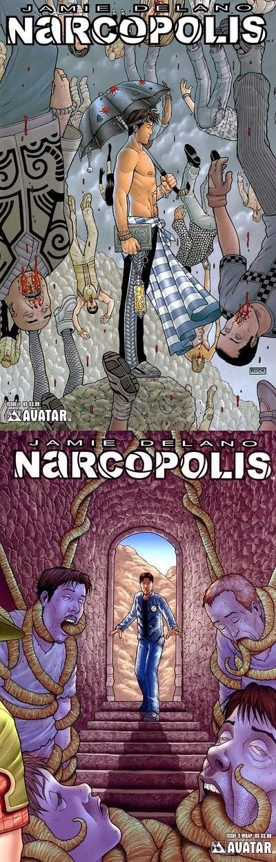 Narcopolis - Jamie Delano Jeremy Rock