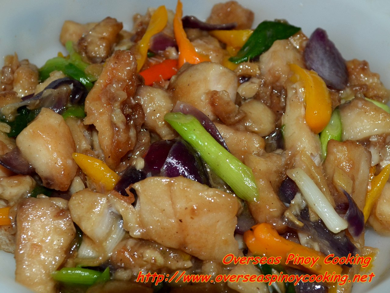 stir fried fish fillet with black bean sauce recipe dishmaps