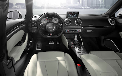 Geneve 2013 : Audi S3 Sportback 2013 photos officielles