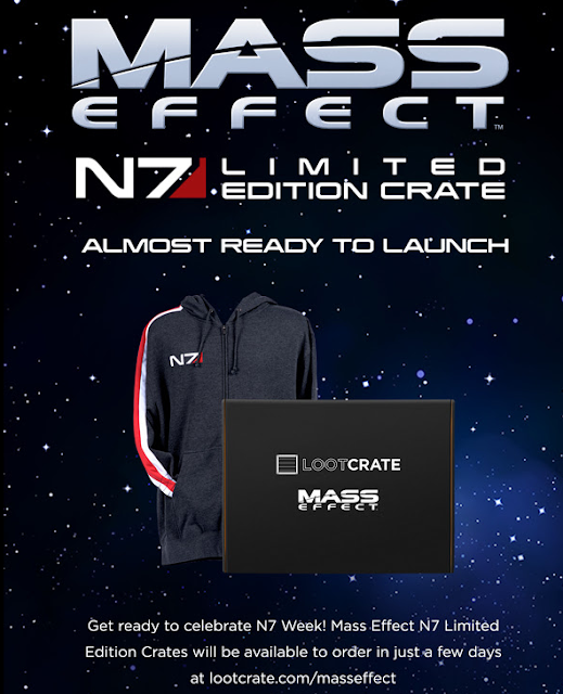 loot crate mass effect spoiler