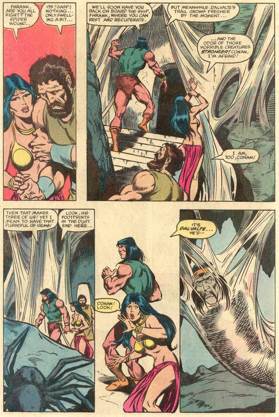 Conan the Barbarian (1970) Issue #141 #153 - English 8