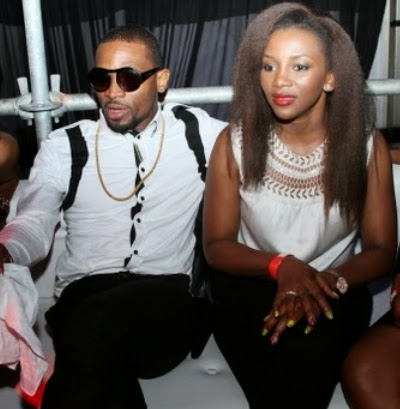 dbanj genevieve nnaji back together