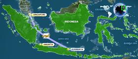 Indonesia to Singapore