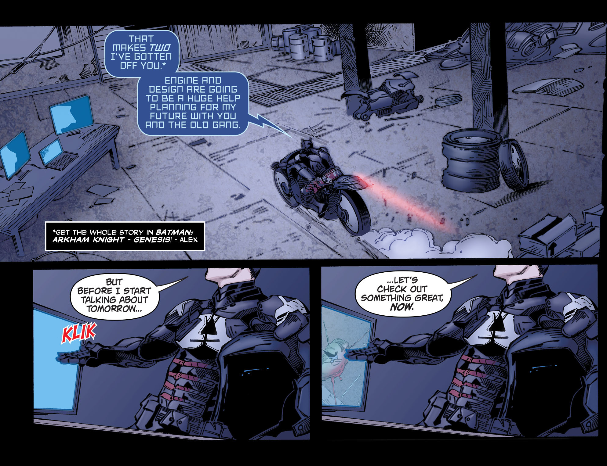 Batman: Arkham Knight [I] Issue #25 #27 - English 12