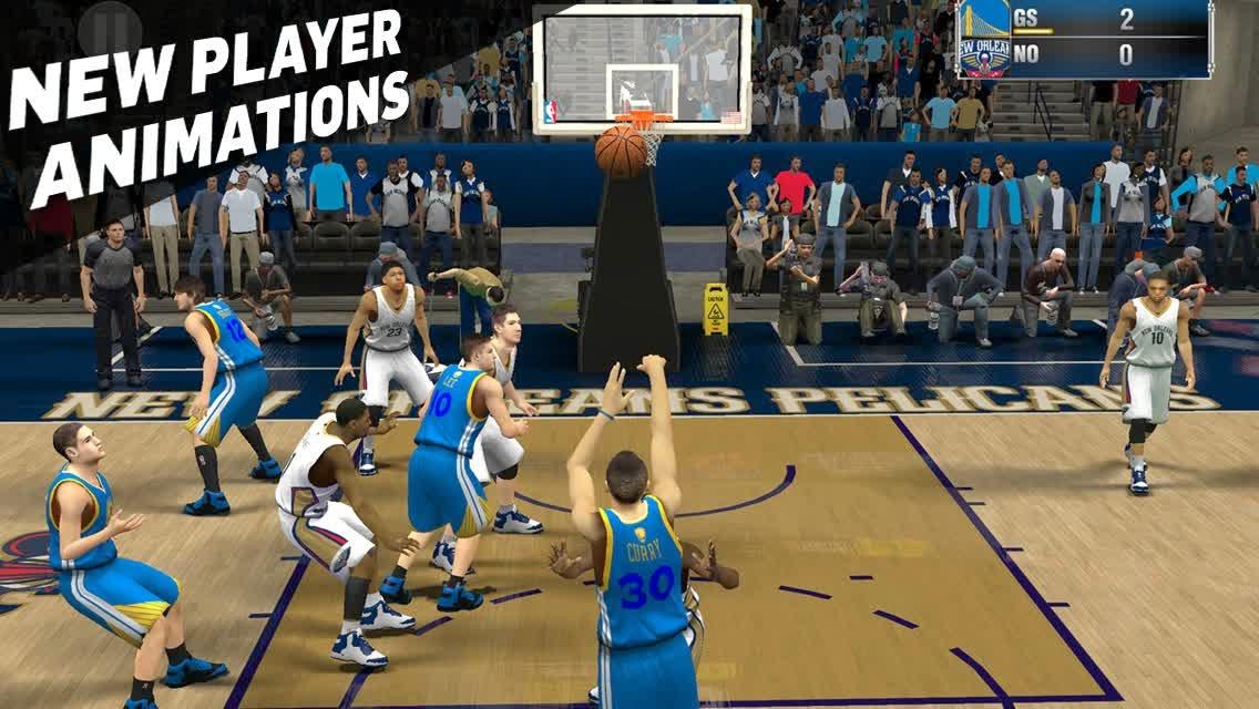 NBA 2K15 v 1.0.0.40 Apk