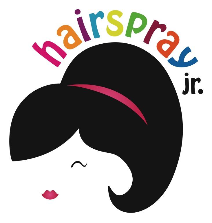 hairspray jr logo - photo #19