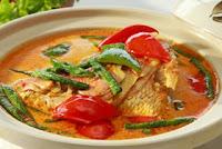 Resep gulai ikan Kakap Ala Masakan Padang