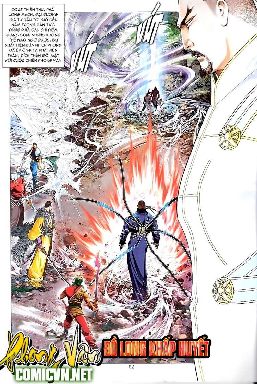 Phong Vân chap 625 Trang 2 - Mangak.info