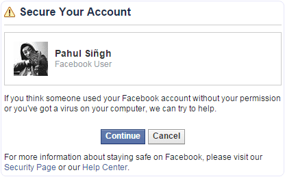 Facebook-account-recovery-to-name-change