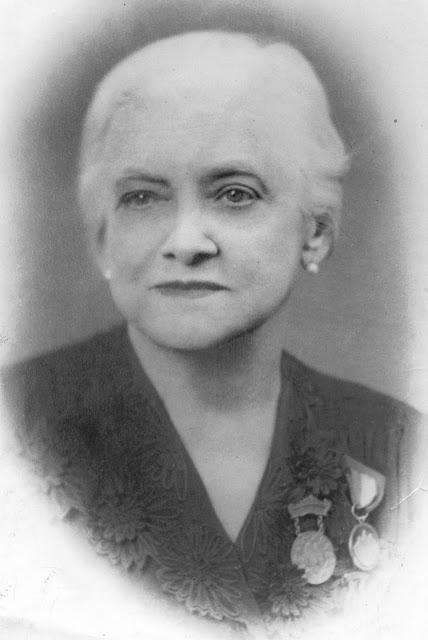 Doña María Ossa de Amador
