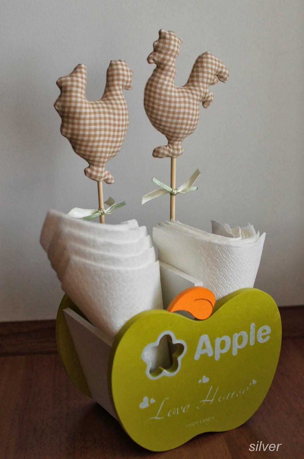 пасхальный декор курочки петухи