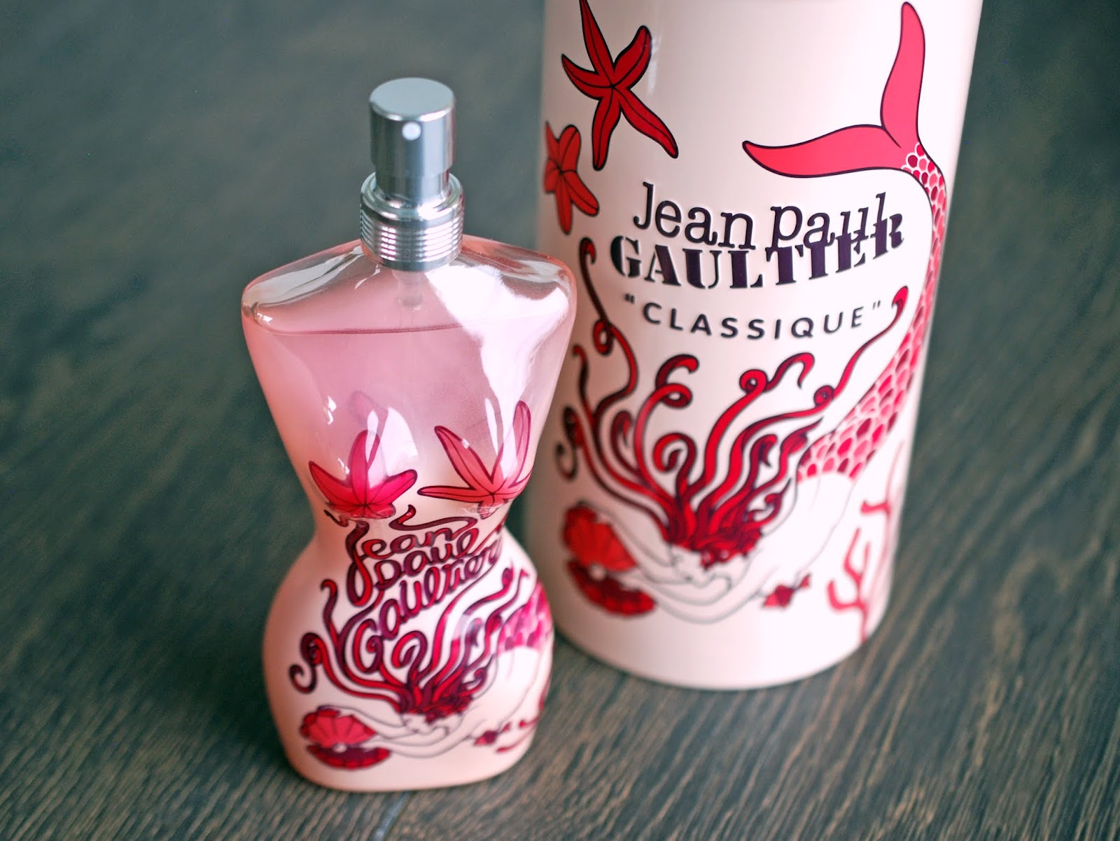 Jean Paul Gaultier Classique Eau de Toilette Summer Fragrance 2014 Review & Duftbeschreibung