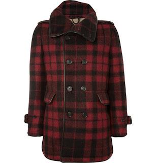 G-Dragon's Burberry Prosrum jacket
