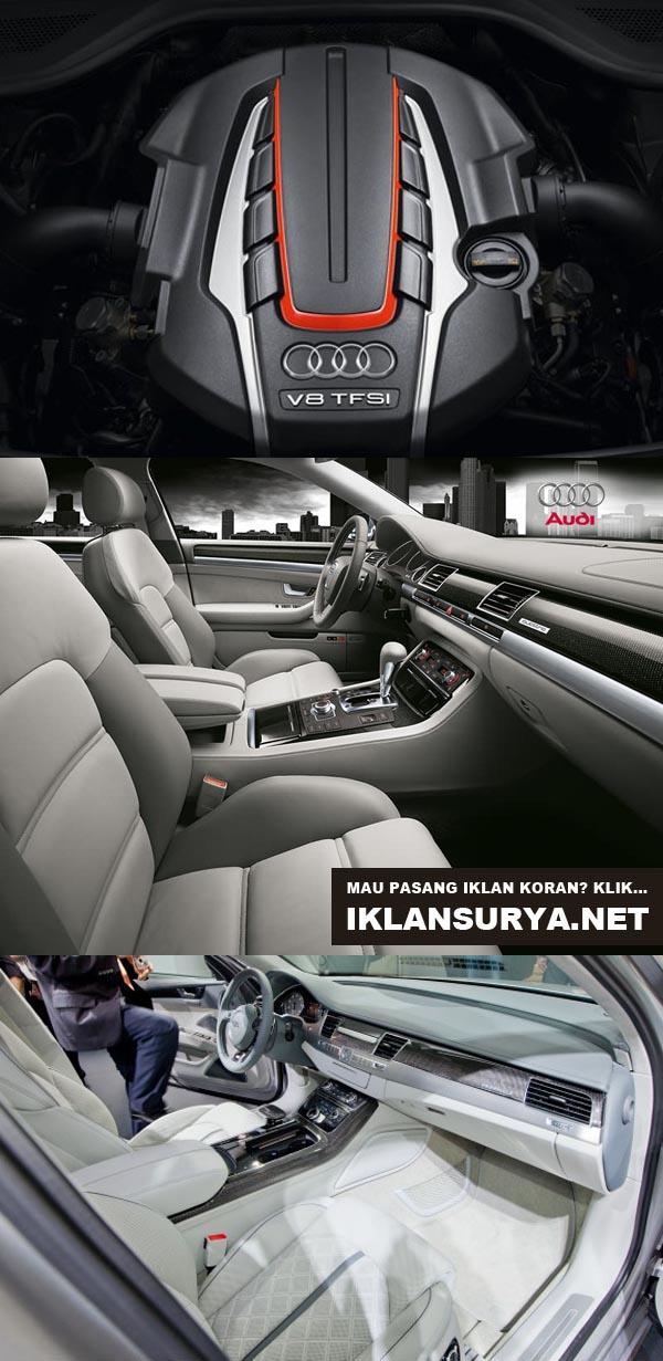 Audi S8 2013 Edition