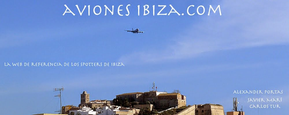 AVIONES IBIZA / Avions Eivissa