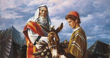 "a personal view on the story of abraham and isaac in the old testament Faith and ethics: abraham and isaac  the story of abraham and isaac obliges us to  ""few stories within the old testament have received more com."