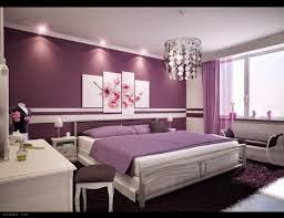 Deluxe Purple Bedroom Ideas