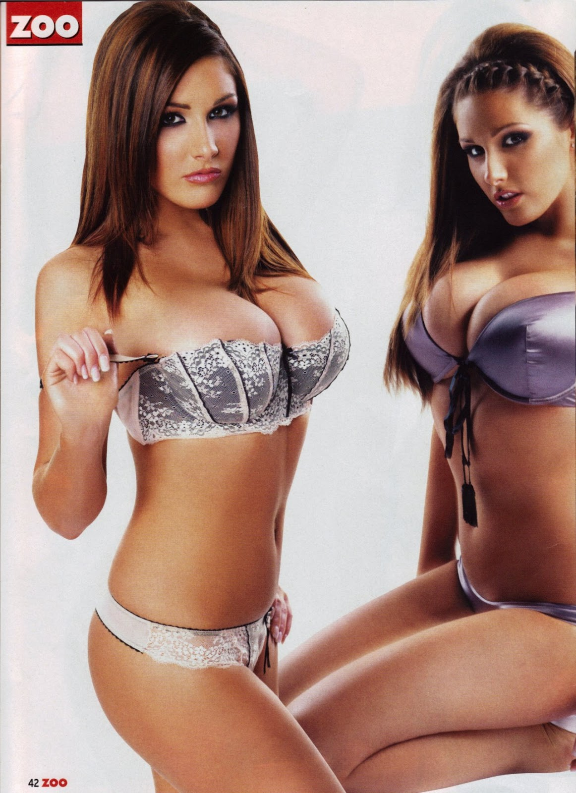 Crush Of The Day..!: Lucy Katherine Pinder - 'The Boobs'