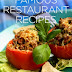 Famous Restaurant Recipes -free ebook
