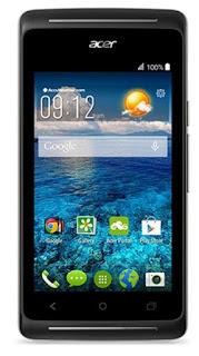 Harga dan Spesifikasi Acer Liquid Z205 Terbaru