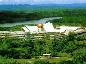 worlds largest home brunei
