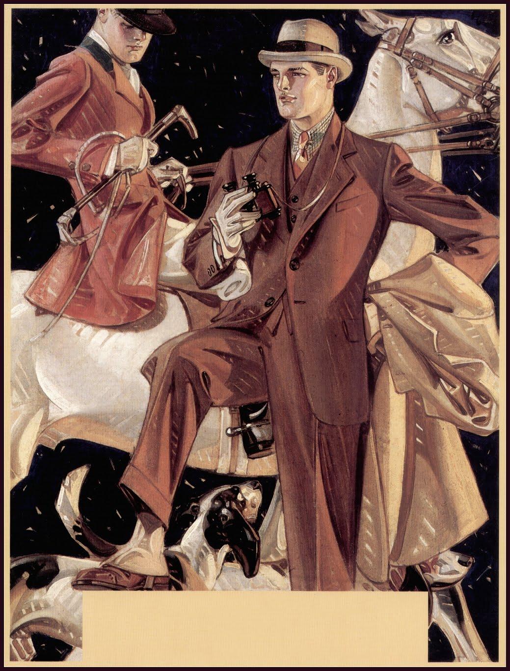 Flooby Nooby: The Art of J. C. Leyendecker
