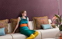 Tapet de lux- tapet textil colectia Vegas de la Calcutta - PRET - montaj tapet