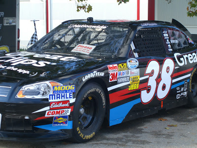Jason Leffler, Great Clips, NASCAR