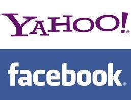 Yahoo saman Facebook