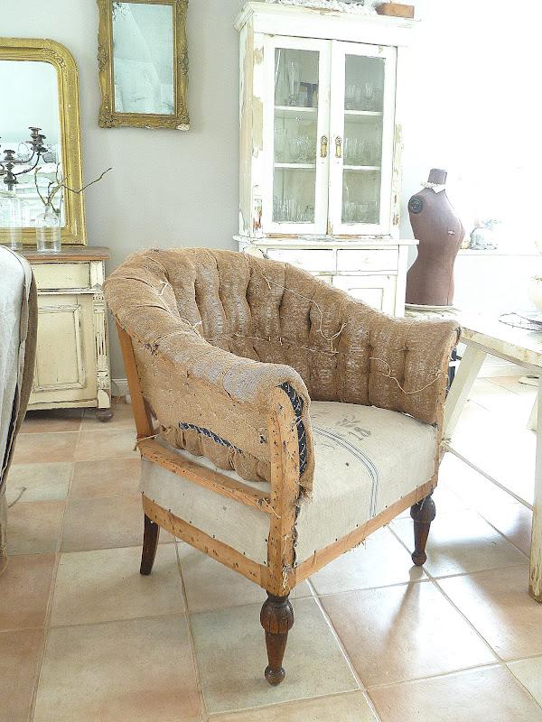 princessgreeneye ein alter sessel im neuen gewand. Black Bedroom Furniture Sets. Home Design Ideas