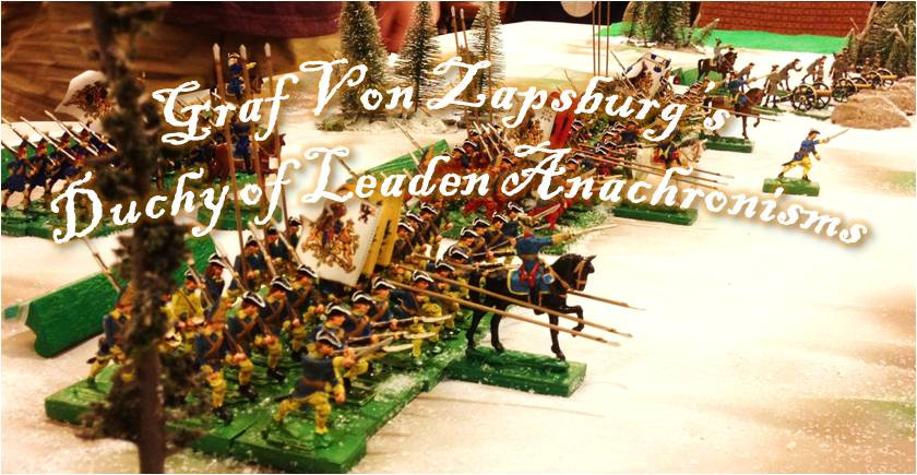 Graf Von Zapsburg's Duchy of Leaden Anachronisms