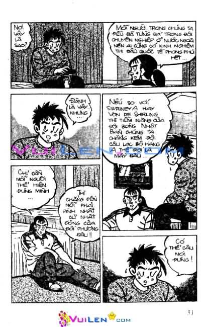 Jindodinho - Đường Dẫn Đến Khung Thành III Tập 57 page 31 Congtruyen24h